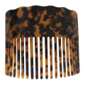 Faux Turtle Shell Combs